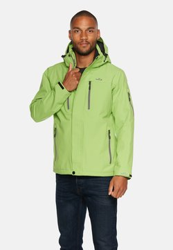 Jeff Green - HARSTAD - Outdoorjacke - kiwi