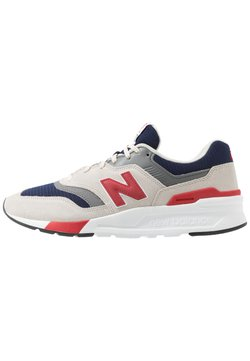 New Balance - Sneakers basse - grey/navy