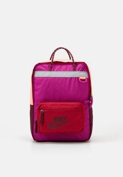 Nike Sportswear - TANJUN UNISEX - Ryggsäck - cactus flower/cardinal red/dark beetroot