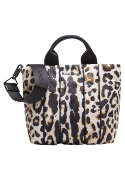 Bimba Y Lola - Shopping Bag - leopard natural