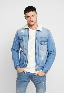 Redefined Rebel - DENNIS JACKET - Veste en jean - light blue