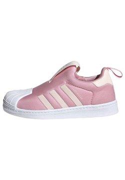 adidas Originals - SUPERSTAR 360 SHOES - Mocassins - pink
