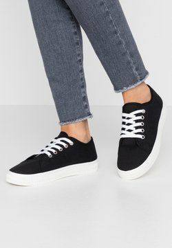 Rubi Shoes by Cotton On - CHELSEA CREEPER PLIMSOLL - Sneakers laag - black