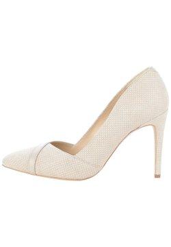 PRIMA MODA - SAGAMA  - Zapatos altos - beżowy