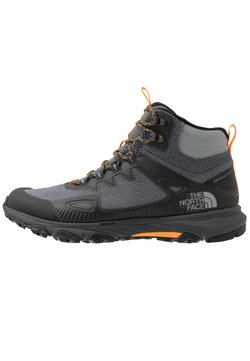 The North Face - M ULTRA FASTPACK IV MID FUTURELIGHT - Hikingschuh - dark shadow grey/griffin grey