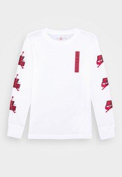 Jordan - JUMPMAN CLASSICS - T-shirt à manches longues - white