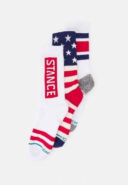 Stance - STAPLES 3 PACK  - Socken - multi