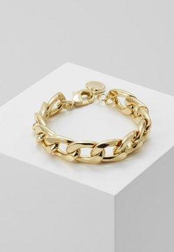 SNÖ of Sweden - MARIO MIDDLE BRACE PLAIN - Armband - gold-coloured