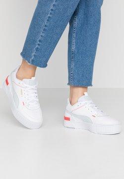 Puma - CALI SPORT PASTEL - Sneaker low - white/plein air