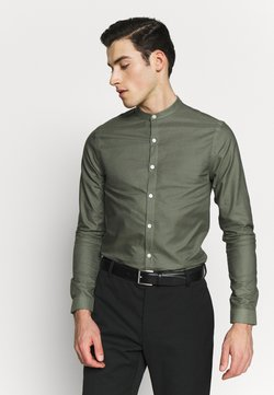 New Look - GDAD OXFORD - Camisa - dark khaki