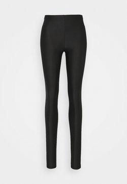 ONLY - ONLSAINT SHINY - Leggings - Hosen - black