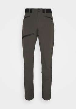Peak Performance - LIGHT PANTS - Kangashousut - black/olive