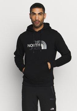 The North Face - DREW PEAK HOODIE - Hoodie - black
