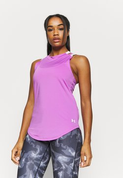 Under Armour - SPORT 2 STRAP TANK - Funktionsshirt - exotic bloom