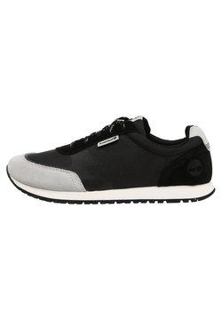 Timberland - LUFKIN  - Sneakersy niskie - black mesh w gry