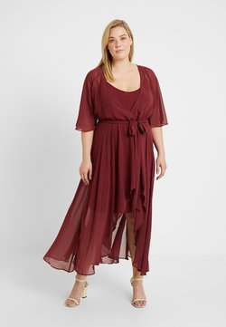 City Chic - EXCLUSIVE MAXI ENTHRAL - Cocktail dress / Party dress - nutmeg