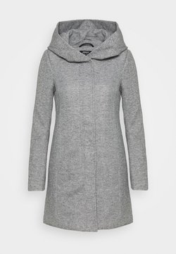 ONLY Petite - ONLSEDONA LIGHT COAT PETITE  - Halflange jas - light grey melange