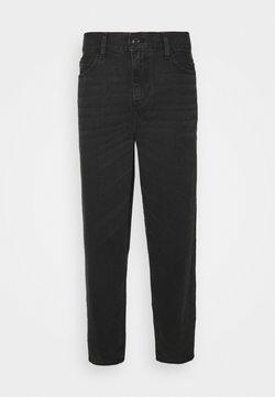 YOURTURN - UNISEX - Jeans relaxed fit - black denim