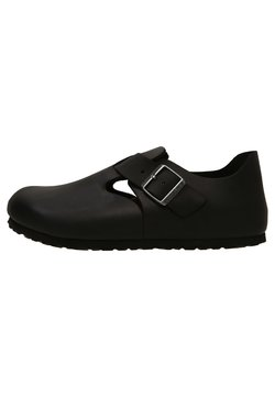 Birkenstock - LONDON NARROW - Slip-ins - black