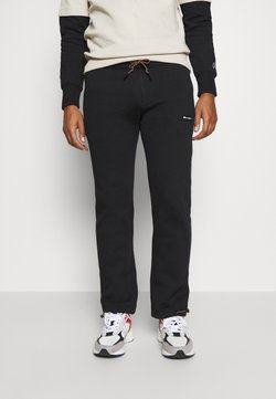 Champion - ELASTIC CUFF PANTS - Jogginghose - black