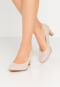 Tamaris - COURT SHOE - Pumps - ivory