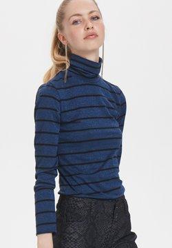 Denim Hunter - Langærmede T-shirts - victoria blue