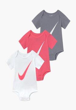 Nike Sportswear - BABY 3 PACK - Geschenk zur Geburt - pink/white