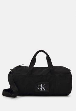 Calvin Klein Jeans - BARREL - Weekendveske - black