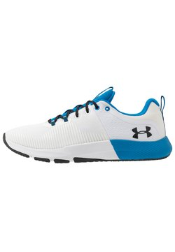 Under Armour - ENGAGE - Sportschoenen - white
