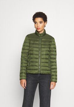 Marc O'Polo - JACKET REGULAR LENGTH WITH STAND UP COLLAR  - Winterjacke - lush pine