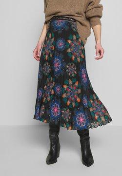 Desigual - FAL DELOS - A-line skirt - multi-coloured