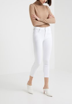 Citizens of Humanity - ROCKET CROP - Jeans Skinny Fit - white sculpt