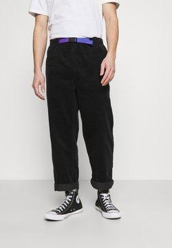 Converse - TRAIL PANT - Pantaloni - black