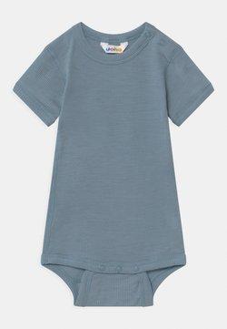 Joha - SHORT SLEEVES UNISEX - Body / Bodystockings - denim blue
