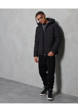 Superdry - FUJI  - Winterjacke - black