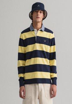 GANT - HEAVY RUGGER - Poloshirt - brimestone yellow