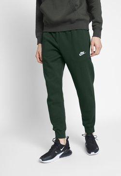 Nike Sportswear - CLUB - Jogginghose - sequoia/sequoia/white