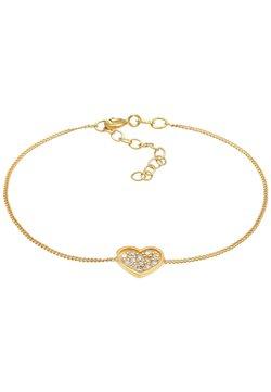 Elli - HEART - Armband - gold