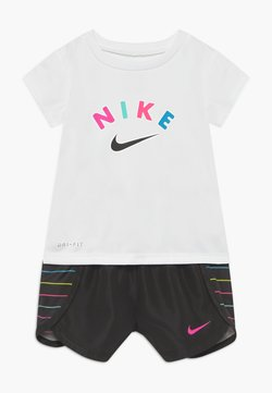 Nike Sportswear - SPRINTER SET - Broek - black