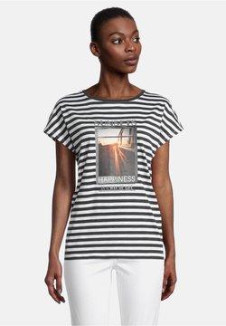 Cartoon - T-Shirt print - schwarz/weiß
