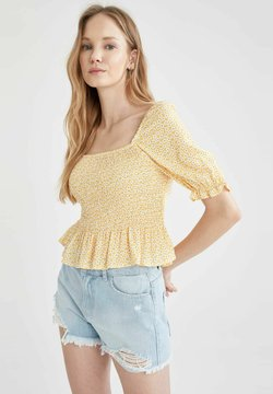 DeFacto - Bluse - yellow
