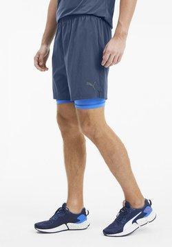 Puma - Sports shorts - dark denim-palace blue