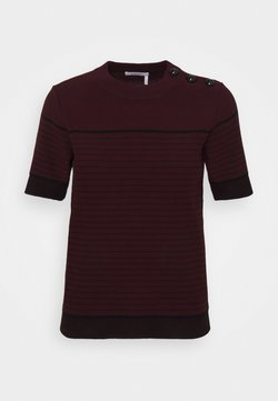 See by Chloé - Strickpullover - red/black