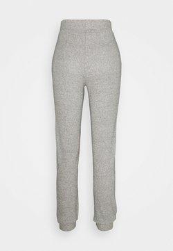 Vero Moda Petite - VMTIA PANT PETITE - Jogginghose - light grey melange