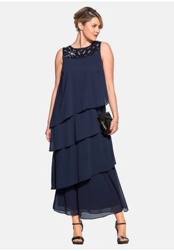 Sheego - Ballkleid - dark blue