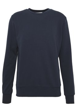 BY GARMENT MAKERS - UNISEX THE ORGANIC SWEATSHIRT - Sweater - navy blazer