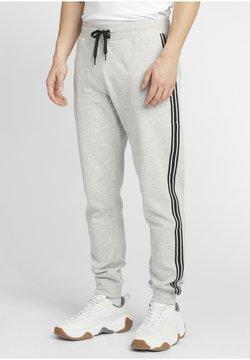 Solid - Jogginghose - light grey melange