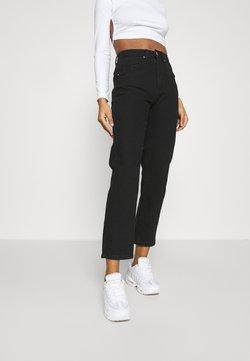 Cotton On - Straight leg -farkut - black