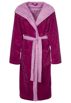 Vossen - POPPY  - Dressing gown - cranberry