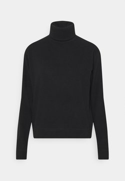Denham - SHOWA ROLL NECK - Strickpullover - black